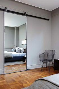 mirror-door
